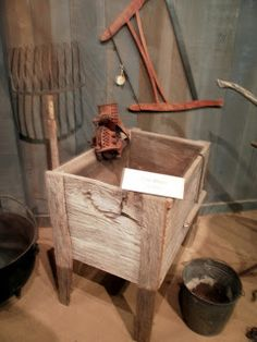 Corn Shucker from 1800's