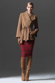 Tartan skirt_code 450032
