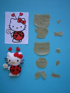 Hello Kitty Patterns