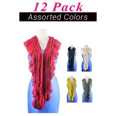Wholesale Winter Scarves including designer winter scarves - Wholesale Handbags Shop