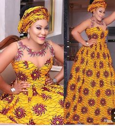 African maxi dress / African print / Ankara dress / African clothing for women / African prom dress / African wedding dress / African dress African American Fashion, African Fashion Ankara, Latest African Fashion Dresses, African Print Fashion, Africa Fashion, African Prints, Dress Fashion, Ghanaian Fashion, African Maxi Dresses