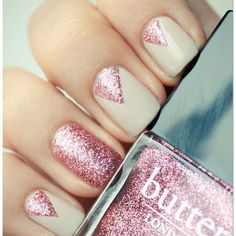 Celebrations call for glitter nail polish! #51YearsOfStyle #YorkdaleStyle