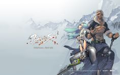 Blade and Soul 2.0 Update Wallpaper