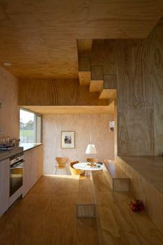 Stairhouse Onix / Almelo, Holland  www.onix.nl