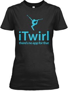 Twirling Shirt