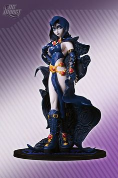 Ame-Comi Raven [Figure] by DC Direct