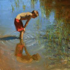 Jeffrey T. Larson - Fine Artist -    - Jeff Larson. I admire his style very much.