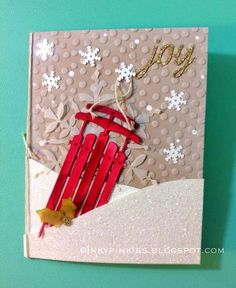 handmade christmas cards - Google Search