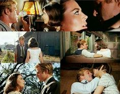 Natalie Wood and Robert Redford in This Property is Condemned. Robert Redford Movies, West Side Story 1961, Miracle On 34th Street, Splendour In The Grass, Natalie Wood, Retro Pop, She Movie, Paul Newman, Hollywood Star