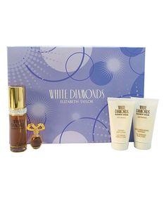 This White Diamonds 1-Oz. Eau de Toilette Gift Set - Women is perfect! #zulilyfinds