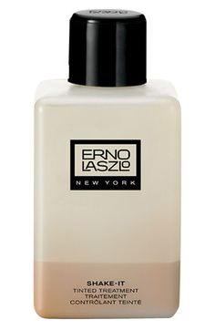 $39 Erno Laszlo 'Shake-It' Tinted Treatment available at #Nordstrom -great for combo/oily skin. Like this in the summertime too.