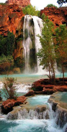 Havasu Falls – Grand Canyon National Park