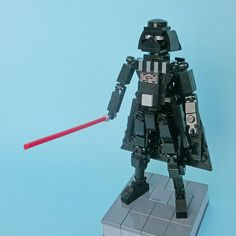 LEGO: Darth Vader (5.5 inch) | umamen | Flickr