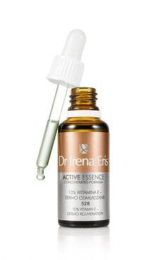 PHC 528 10% VITAMIN E – DERMO REJUVENATION Face smoothing concentrate with 10% of vitamin E available for purchase in Dr Irena Eris Cosmetic Institutes.