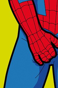 Spider-man | Here's What Your Favorite Childhood Characters Do When You Aren't Looking