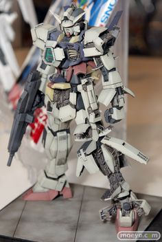 GUNDAM GUY: Chara Hobby C3 x Hobby 2012 - Hobby Japan Booth Gallery 01