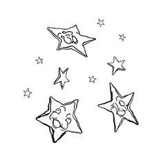 Falling Stars 812H
