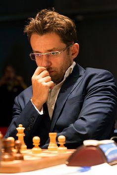 Le champion d'échecs Levon Aronian