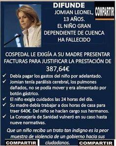 Una terrible injusticia que no se la deseo a nadie http://www.eldiariohoy.es/2017/03/una-terrible-injusticia-que-no-se-la-deseo-a-nadie.html?utm_source=_ob_share&utm_medium=_ob_twitter&utm_campaign=_ob_sharebar #Cospedal #pp #politica #podemos #unidospodemos #españa #Spain #corrupcion #denuncia #protesta #gente