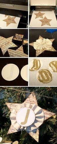 Christmas Bunting Tutorial