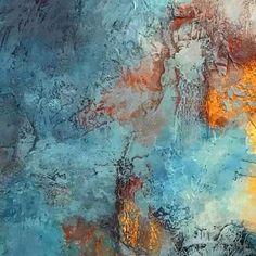 Mixed Media Canvas, Texture, Studio, Abstract, Artwork, Painting, Cat, Instagram, Ideas
