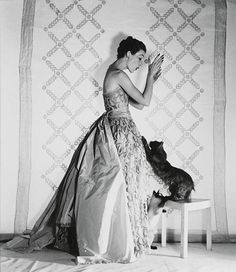 Harper's Bazaar - 1950 Louisse Dahl-Wolfe photo