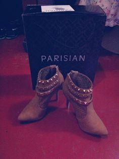 Parisian :)
