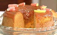 Aprenda a fazer bolo de goiaba