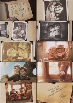 Up disney pixar Up Pixar, Disney Pixar Up, Pixar Movies, Cute Disney, Disney And Dreamworks, Disney Magic, Disney Movies, Walt Disney, Wallpaper Casais