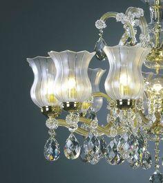 Chandeliers \ Maria Theresa crystal chandeliers