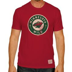 Minnesota Wild Men's Short Sleeve Tee