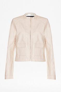Athena Cropped Jacket