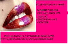 www.marire-buze.ro Projects To Try, Lipstick, Beauty, Tattoo, Lipsticks