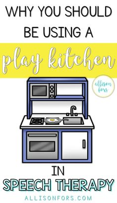 A play kitchen is a