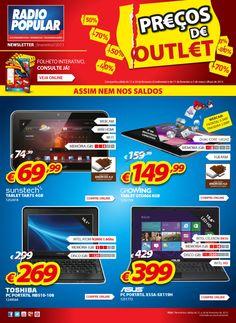 Newsletter - Preços de Outlet! Assim nem nos saldos.    http://www.radiopopular.pt/newsletter/2013/20/