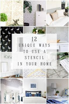 12 Ways to Use a Ste