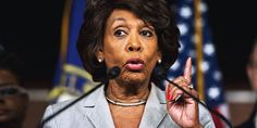 PRAISE to: Representative Maxine Waters, 2221 Rayburn House Office Building, Washington DC 20515. An excellent model of persisting! Rep. Maxine Waters repeatedly reclaims her time when Treasury Secretary waffles instead of responding to question.