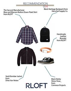 Fashion - Menswear - Design - Men - Boy