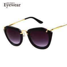 $5.39 (Buy here: https://alitems.com/g/1e8d114494ebda23ff8b16525dc3e8/?i=5&ulp=https%3A%2F%2Fwww.aliexpress.com%2Fitem%2FFine-Quality-Chic-Glasses-Women-s-Brand-Sunglasses-Cat-Eye-Sun-Glasses-Free-Shipping%2F1656673886.html ) BOUTIQUE  Fine Quality Chic Glasses Women's Brand Sunglasses Cat Eye Sun Glasses Free Shipping for just $5.39