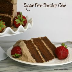 Sugar Free Chocolate Cake from Recipes Food and Cooking