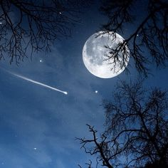 Love that moon..