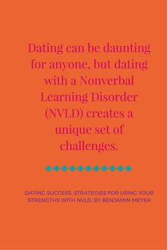 journal dating sites young adults with learning disabilities