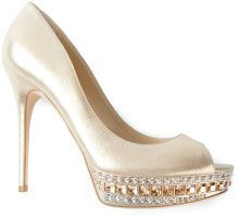 Jimmy Choo Ravish Pump Designer shoes www.finditforweddings.com Evening shoes