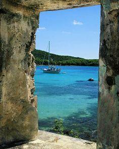 St John 8x10 US Virgin Island Photograph Caribbean by Briole,