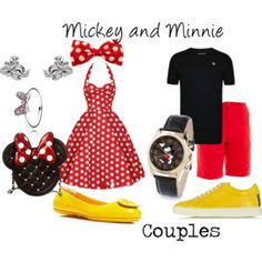 Mickey and Minnie Couples                                                       …
