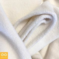 innsbruck organic cotton fleece blanket