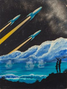 Morris Scott Dollens - Pioneers Again - Ретрофутуризм. Retrofuturism