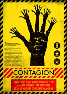 CONTAGION, a special presentation at SFFS the Cinema in 2012.
