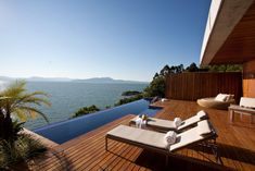 Ponta Dos Ganchos- Santa Catarina, Brasil - The most exclusive beach resort in Brazil: A romantic getaway with all the privacy and comfort that guarantee guests unforgettable experiences.