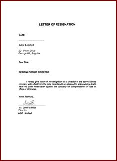 Best resignation letter ever best resignation letter ever the chief image result for resignation letter word format family reason altavistaventures Choice Image